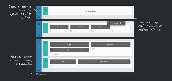 Divi 2.0 The theme supports all types of mobile devices