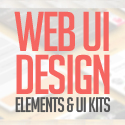 Post thumbnail of Fresh Web UI Design Elements & PSD UI Kits for Designers