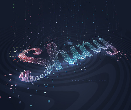50 Best Text Effect Tutorials - 40