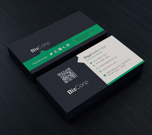 Simple professional business cards choice image card design and modern business cards psd templates design graphic design junction simple and clean business card reheart choice colourmoves
