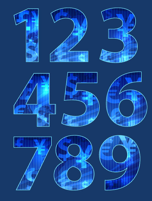 50 Best Text Effect Tutorials - 38