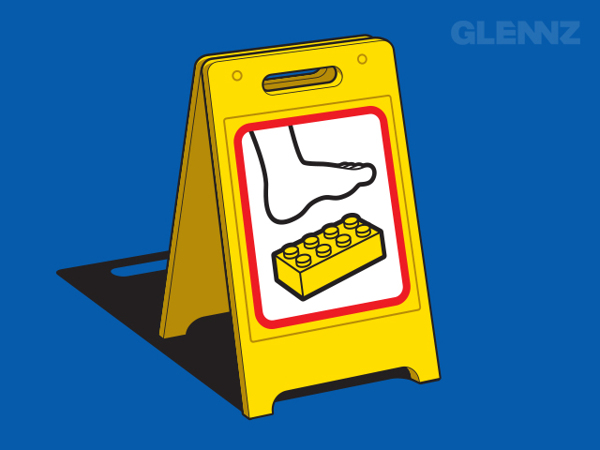 Extreme Caution T-Shirt Illustrations
