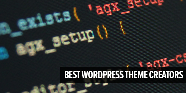Looking for a WordPress theme? Here are some of the best creators