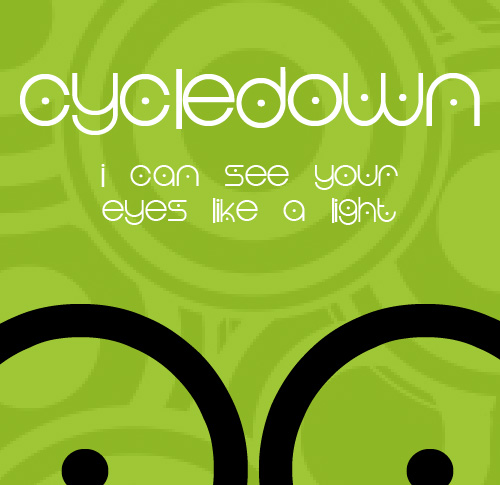 Cycledown free fonts