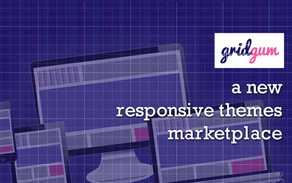 Gridgum new responsive themes marketplace