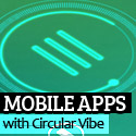Post Thumbnail of 30 Fresh Examples of Mobile Apps with Circular Vibe