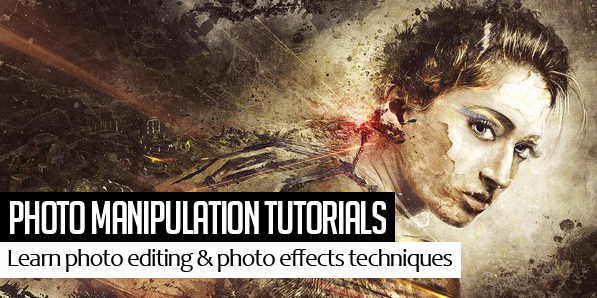 Free photoshop tutorials: 43 new stunning photo effects.