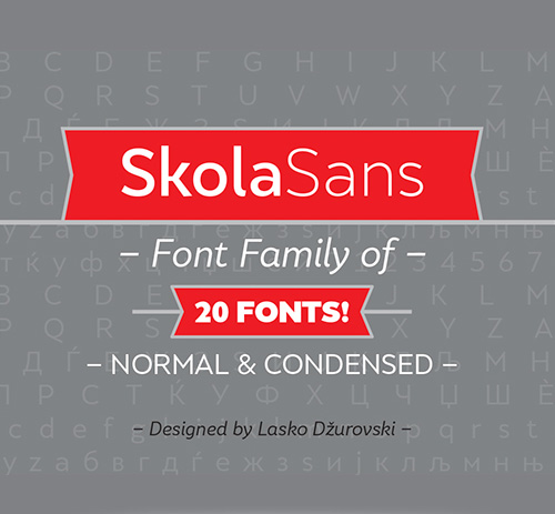 50 Free Fonts - Best of 2014 - 10
