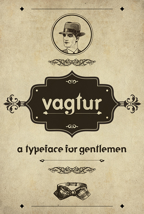 50 Free Fonts - Best of 2014 - 36