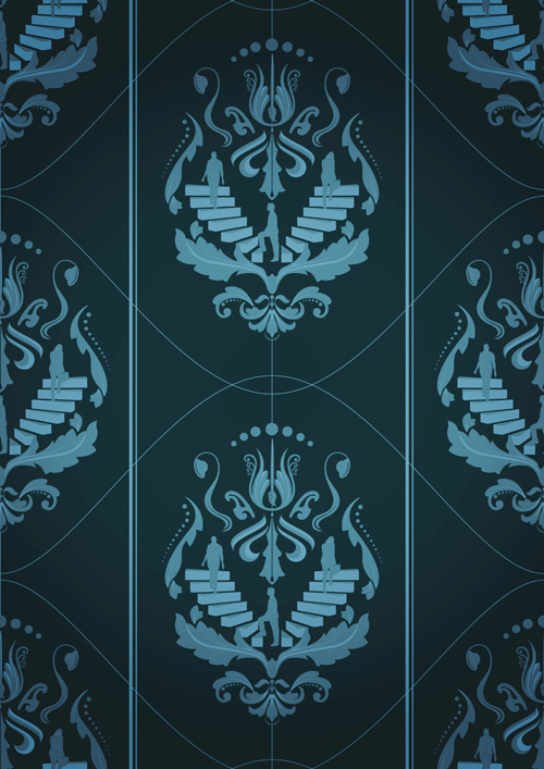 Design damask patterns for wallpaper and homewares in Adobe Illustrator Tutorial