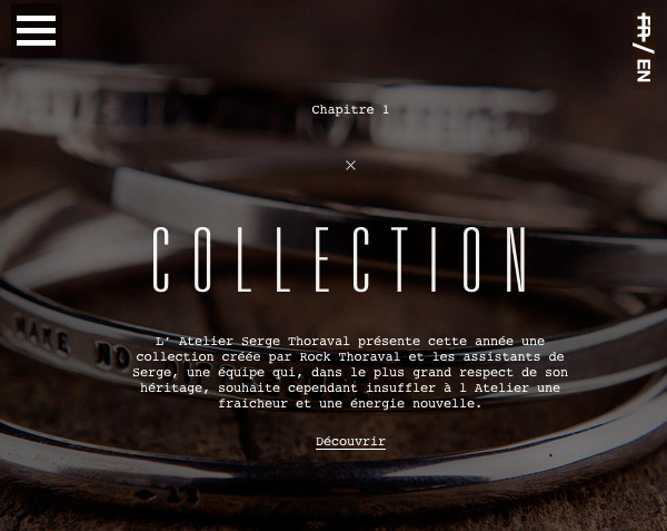 HTML5 and CSS3 Websites Design for Inspiration - 19