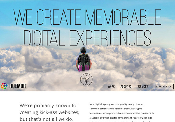 HTML5 and CSS3 Websites Design for Inspiration - 8