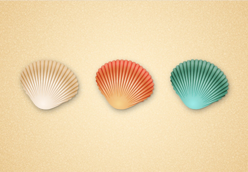 Create a Simple Seashell in Adobe Illustrator