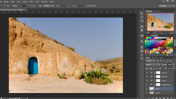 retouching photos step 23