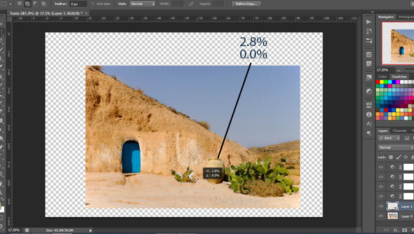 retouching photos step 24