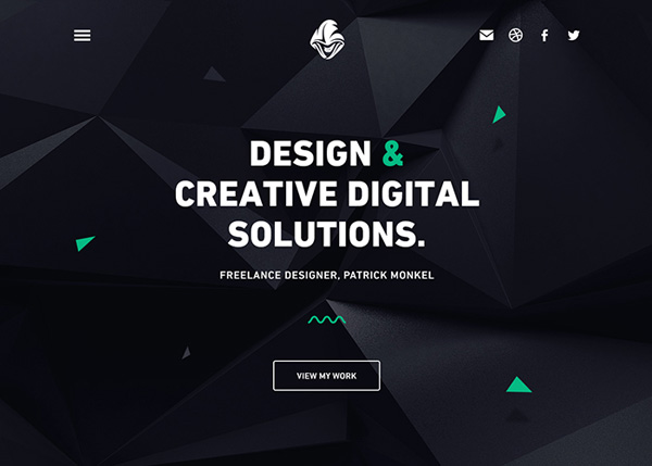 Flat Websites Design - 11