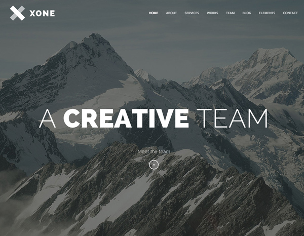 One Page Website Design - 29