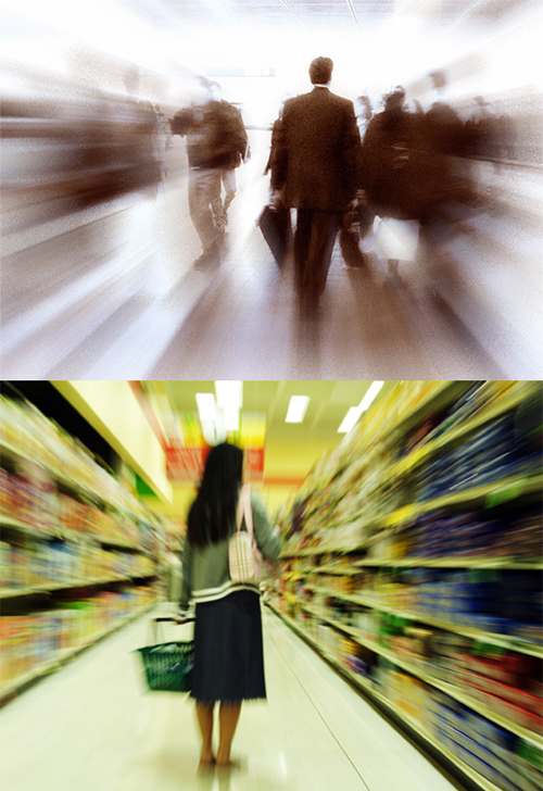 Adding Motion Using Motion Blur and Radial Blur in Photoshop CC