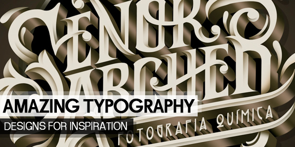 Remarkable Typography Designs for Inspiration – 27 Examples