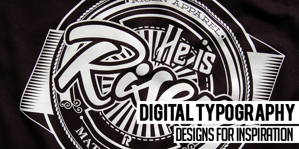 27 Amazing Typography Designs for Inspiration