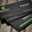 Post Thumbnail of 25 Professional Business Card Templates (PSD)