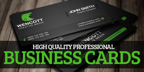 25 professional business card templates psd