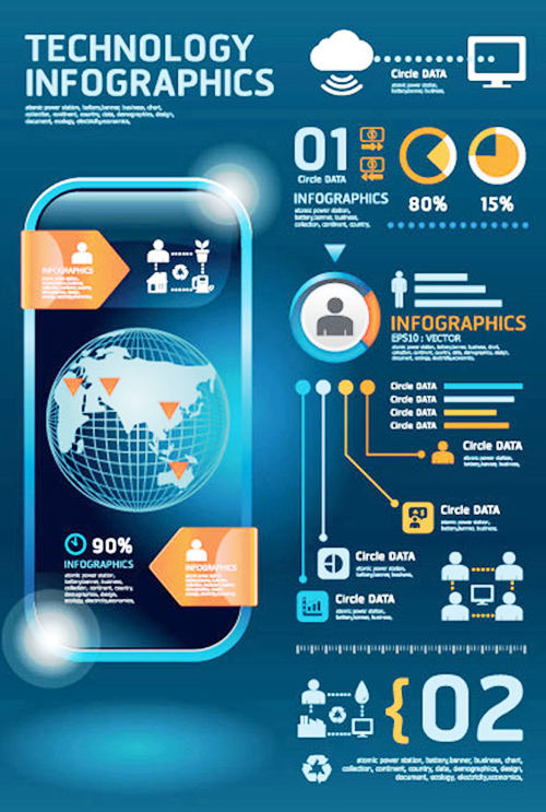 Free infographics downloads