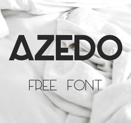 50 Free Fonts - Best of 2014 - 45