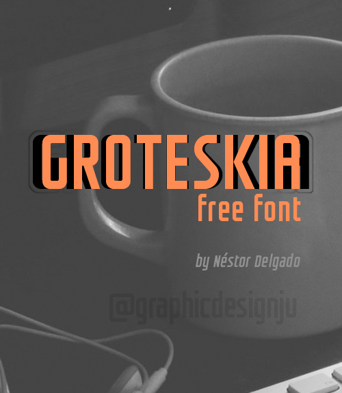 50 Free Fonts - Best of 2014 - 28