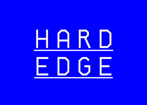 Hard Edge free font family download