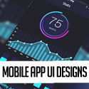 Post Thumbnail of 35 Modern Mobile App UI Designs with Amazing User Experience
