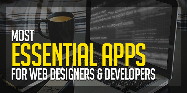 20 of the Most Interesting Apps for Web Developers