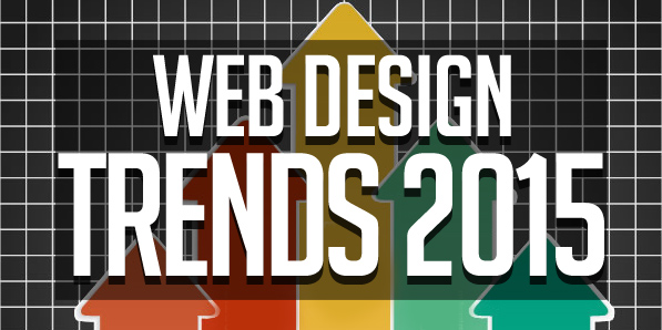 Web Design Trends in 2015