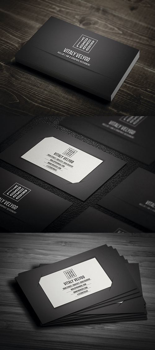 Designers Business Card PSD Templates - 23