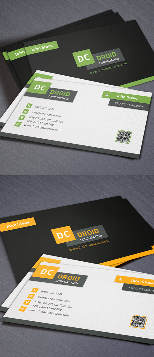 Designers Business Card PSD Templates - 4