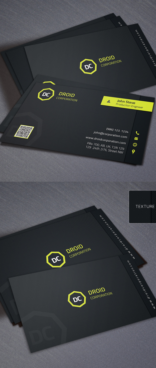 Designers Business Card PSD Templates - 5