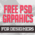 Post thumbnail of Free PSD Files: 26 New PSD Graphics for Designers