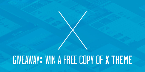 Theme.co is Giving Away a Free Copy of X