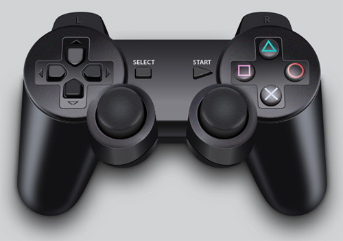 How to Create a Realistic Game Controller in Adobe Illustrator