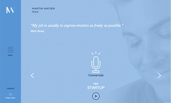 Flat Websites Design : 32 New Flat Web Design Examples 05