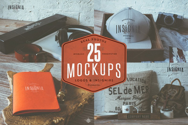 Presentation Mock-up Templates: Mega Bundle Vol.2