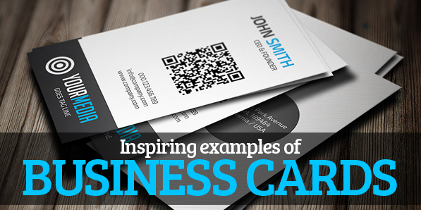 25 Inspiring Examples of Business Cards Design