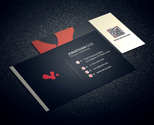 Creativity Business Card