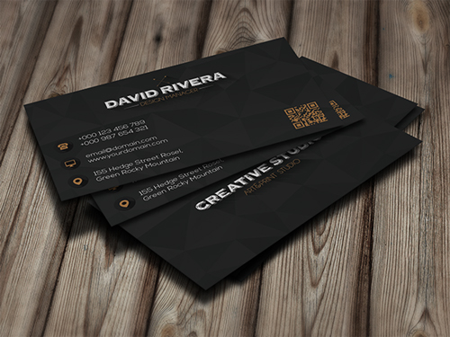 Business cards design examples for inspiration design graphic black diamond business card colourmoves