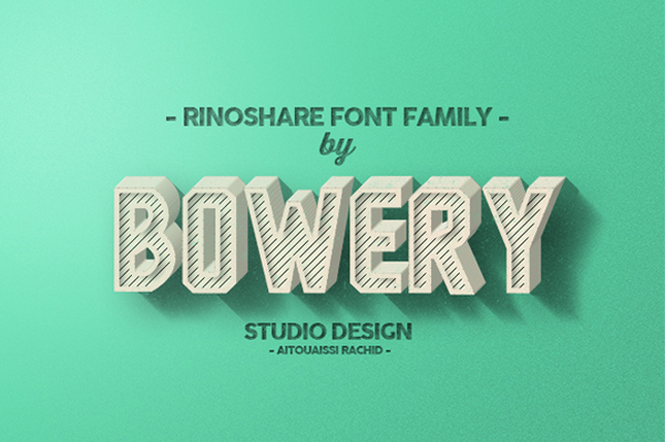 Custom Font Families for Designers - 20