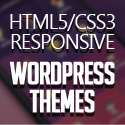 Post Thumbnail of Modern Responsive WordPress HTML5/CSS3 Themes