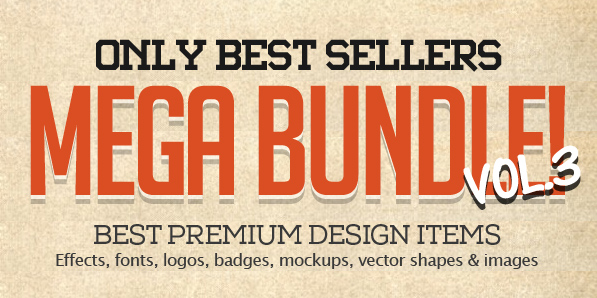 Only Best Sellers – Mega Bundle! Vol.3
