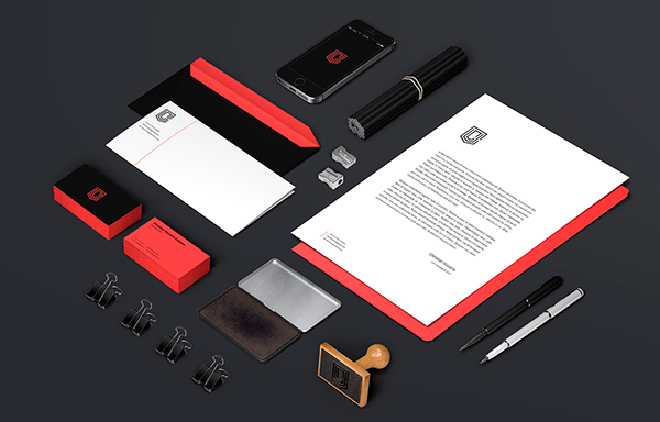 Christian Vizcarra Bran Stationery Items