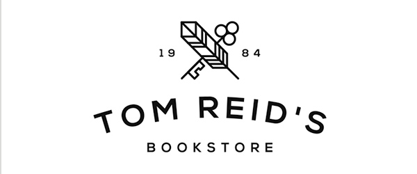 Tom Reid's Bookstore Logo