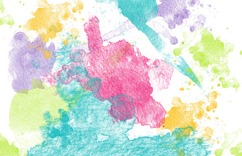 Watercolor Brushes for Adobe Photoshop
